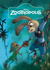 Disney Zootropolis Padded Classic Picture Story Book