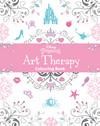 Disney Princess Art Therapy Colouring Book