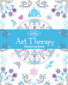 Disney Frozen Art Therapy Colouring Book