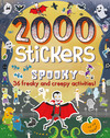 2000 Spooky Stickers