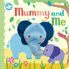Little Learners Mummy and Me Finger Puppet Book