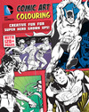 Comic Art Colouring