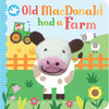 Little Learners Old MacDonald Had a Farm Finger Puppet Book