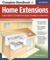 Jacket Image For: Complete Handbook of Home Extensions