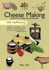 Jacket Image For: Self-Sufficiency: Cheese Making