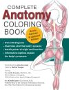 Jacket Image For: The Complete Anatomy Coloring Book, 2nd Edn