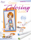 Copic coloring guide. Level 3 People