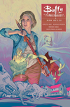 Buffy the vampire slayer Volume 1 New rules