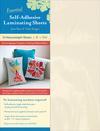 Essential Self-Adhesive Laminating Sheets
