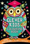 Clever Kids' Colouring Book