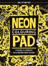 The Neon Colouring Pad