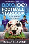 Opta Joe's football yearbook 2016