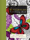 The Butterflies Colouring Book