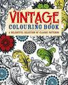 Adult Colouring Books: Vintage