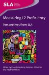Jacket Image For Measuring L2 Proficiency