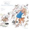 Alice's Adventure in Wonderland family organiser wall calendar 2017 (Art calendar)