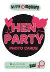 Make a Memory Hen Party