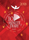 10-Minute Diary 2018
