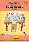 Jolly phonics. Pupil book 1