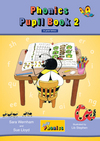 Jolly Phonics Pupil Book 2 in Print Letters