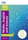 Maths, English and science. Practice test papers