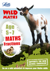 Letts wild about maths. Age 5-7. Fractions
