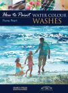 How to paint water colour washes