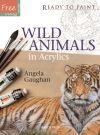 Wild animals in acrylics