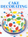 Jacket Image For: Cake Decorating