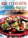 Jacket Image For: GI Meals Made Easy