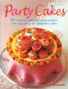 Jacket Image For: Party Cakes