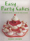 Jacket Image For: Easy Party Cakes