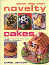 Jacket Image For: Quick and Easy Novelty Cakes