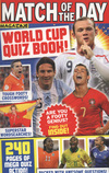 Match of the Day magazine World Cup quiz book