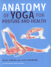 Jacket Image For: Anatomy of Yoga for Posture and Health