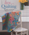 Jacket Image For: Love... Quilting