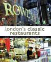 Jacket Image For: London's Classic Restaurants