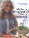 Jacket Image For: Melinda Messenger's Family Cookbook