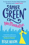 Amber Green takes Manhattan