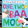 One, two baa moo