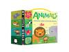 Animals Jigsaw and Sticker Book
