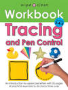 Wipe clean workbook. Tracing and pen control