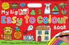 My Big Red Easy to Colour Book