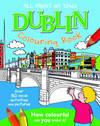 Dublin Colouring Book