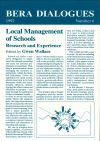 Jacket Image For Local Management of Schools: Research and Experience