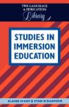 Jacket Image For Studies in Immersion Education