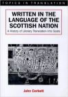 Jacket Image For Written in the Language of the Scottish Nation
