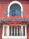 Jacket Image For: Balconies and Roof Gardens