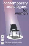 Contemporary monologues for women