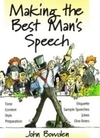 The things that really matter about making the best man's speech